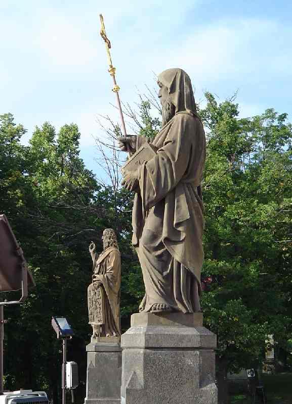 Sv. Cyril a Metoděj na Svatém Hostýně